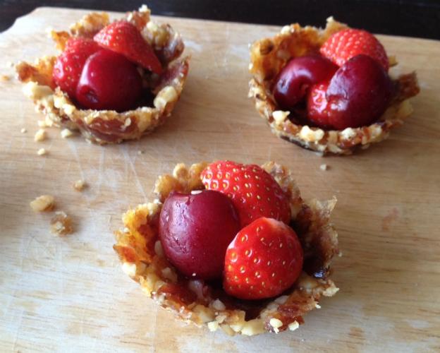 gedroogd fruit, recept, foodness, ongezond, gezond, taartje