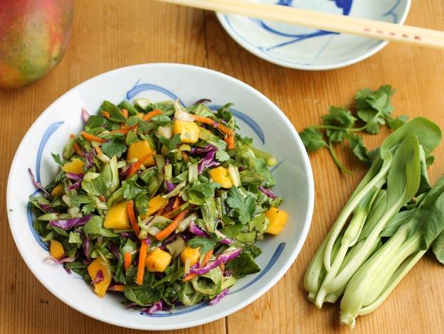 chinese kool, salade, gezond