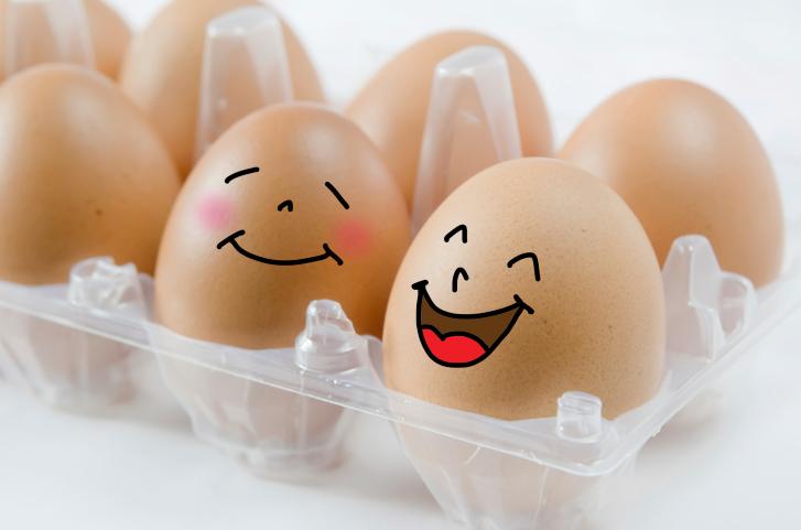 5 voedingsmyths ontmaskert: eieren zijn ongezond