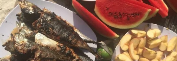 snapper, barbecue, bbq, vietnam, foodness, eat clean, 7 geboden, sixpack, claartje