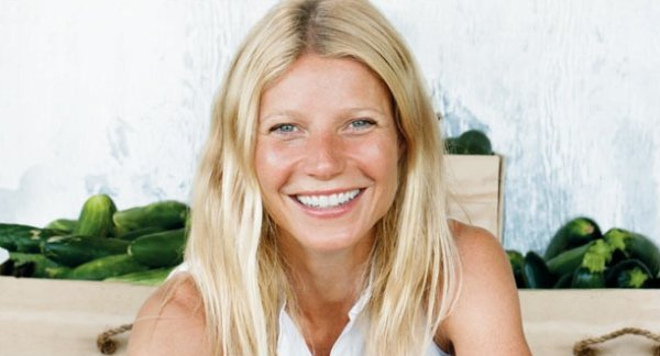 Gwyneth Paltrow, kookboek,