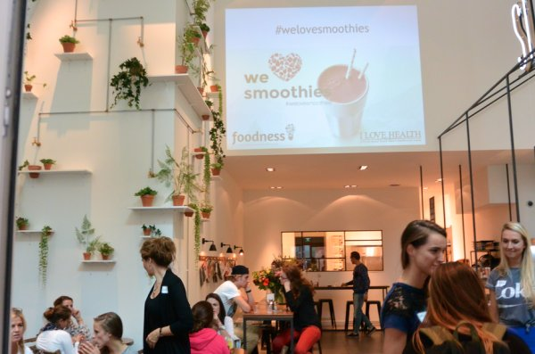 workshop, foodness, ilovehealth, we love smoothies