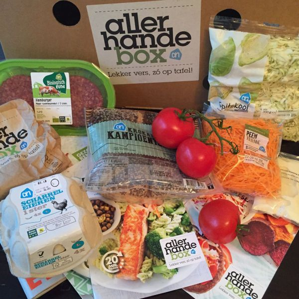 allerhande, box, test, roti, foodness
