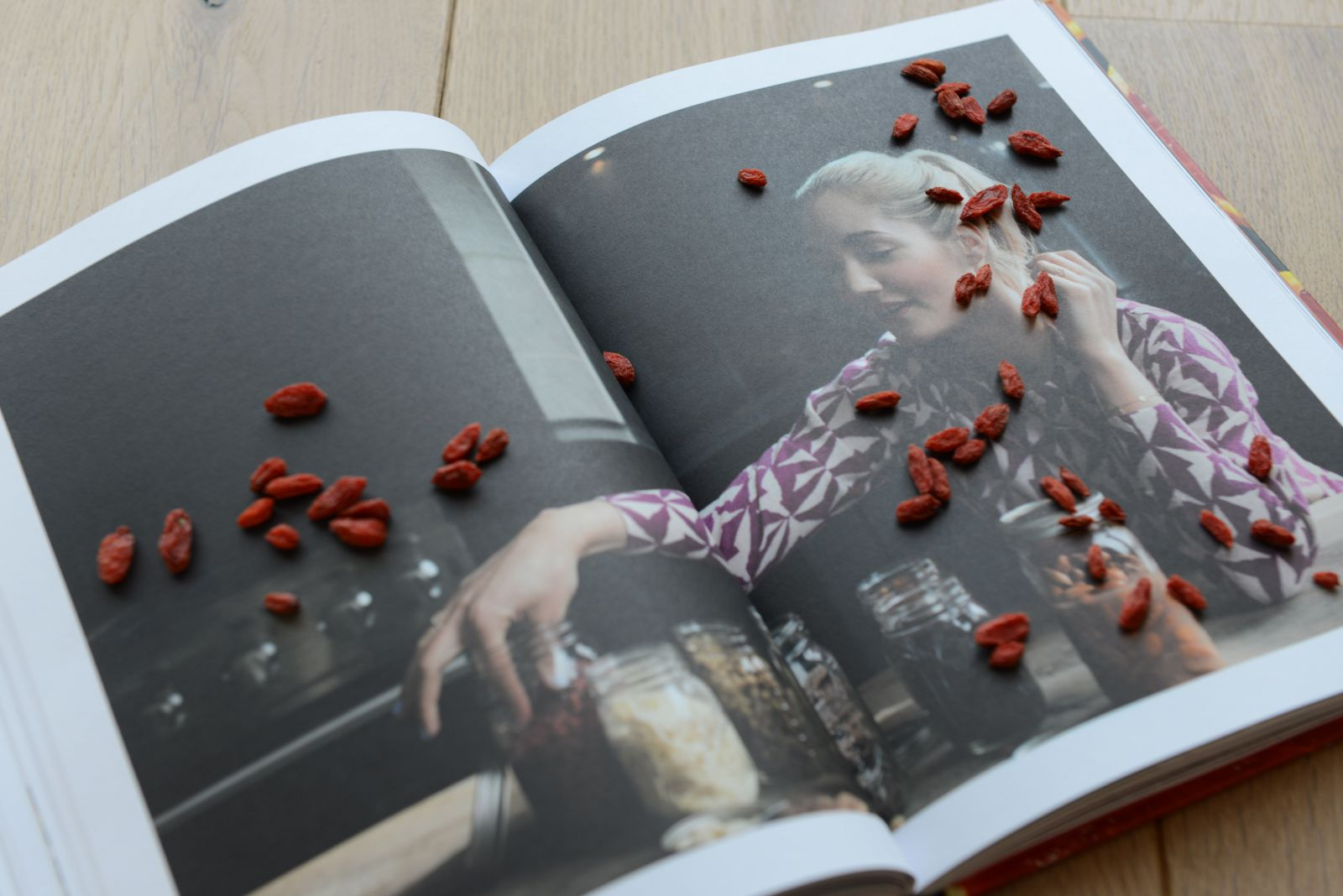 Rens Kroes, powerfood, recensie