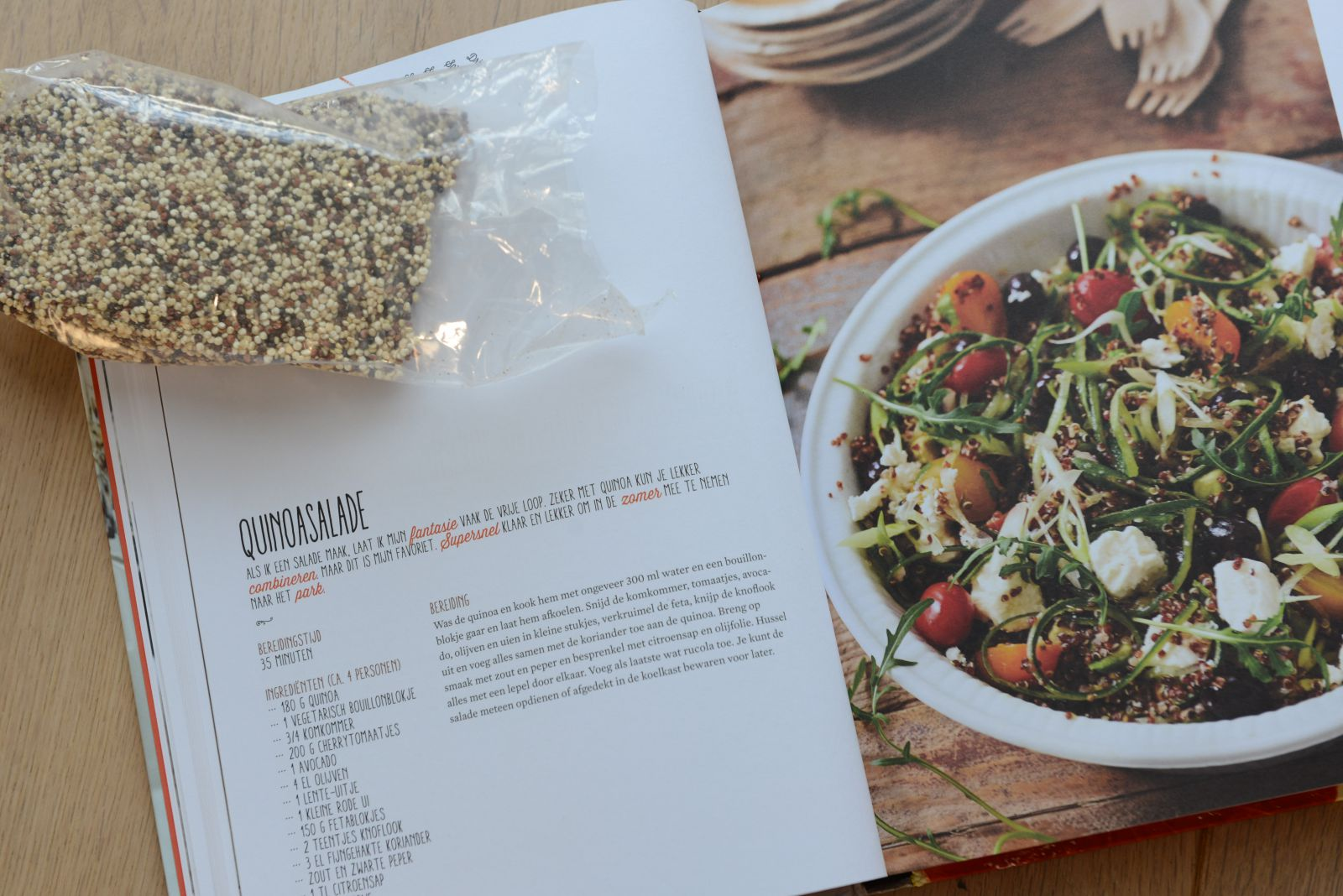 Rens Kroes, powerfood, review