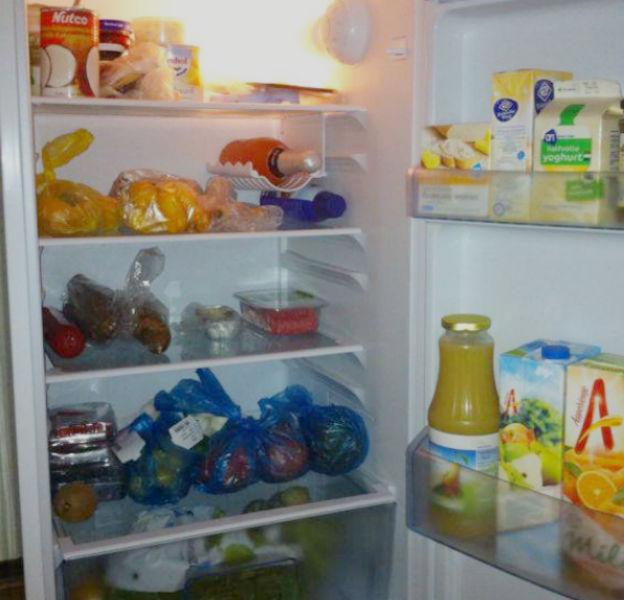 De koelkast van Paultje