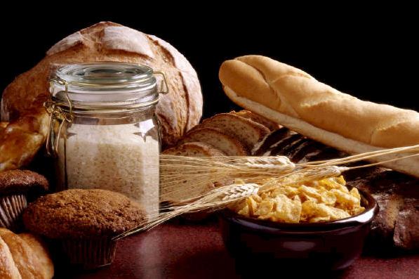 Voedsel mét gluten