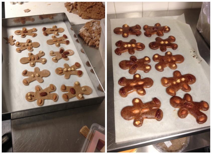 gingerbread mannen