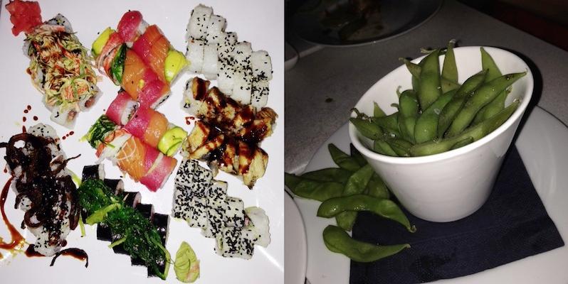 St tropez, curacao, sushi, annemerel