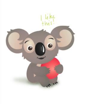 koala, goodie good stuff, snoep, foodness, kids