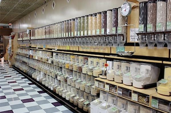 supermarkt, verpakking, verpakkingsloos, zakjes, nederland, milieu, milieuvriendelijk