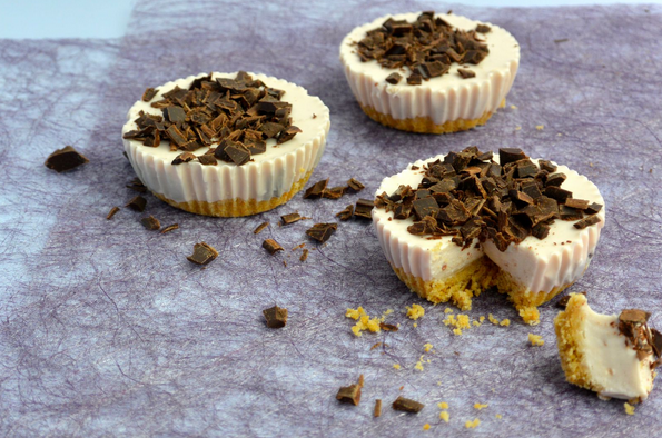 cheesecake cupcake, cereal, winnen, taart, foodness