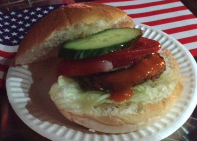 hamburger, tefal, optigrill, burger, grillen, foodness