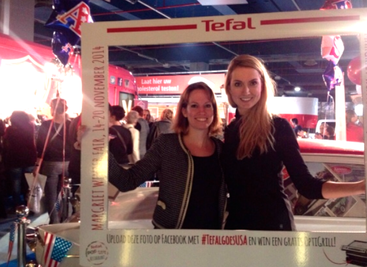 tefal, margriet, winterfair, optigrill, foodness