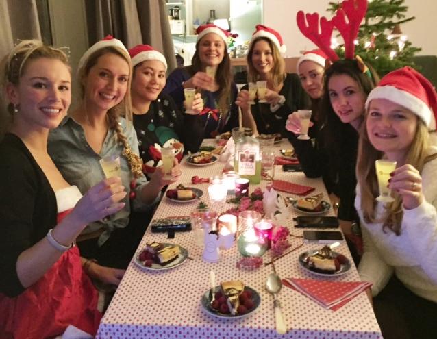 kerstdiner, limoncello, food blogger
