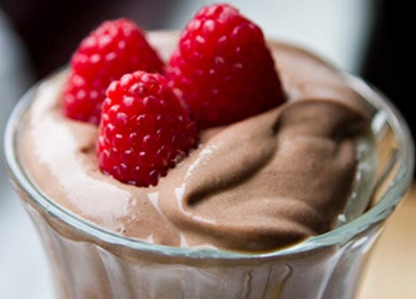 chocoladepudding