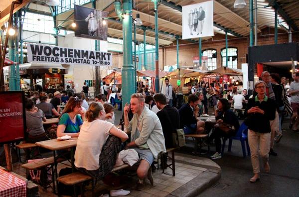 markthalle neun, berlin, go euro, foodness