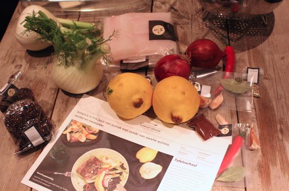 marley spoon, box, blogger2meet, bloggers2meet, food, blog