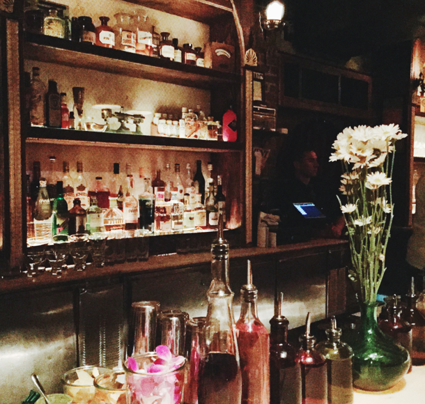 apotheke, speakeasy, bar, nyc, new york, claartje schroder, foodness
