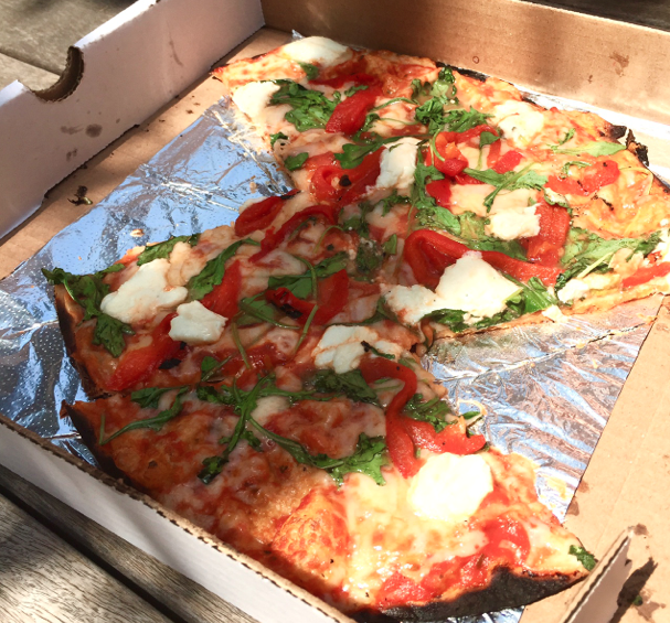 Hotspot new york, pizza, claartje, waldy's pizza, nyc