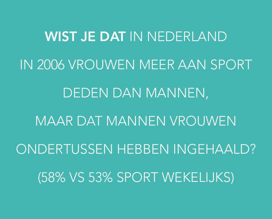 NederlandSportief, foodness