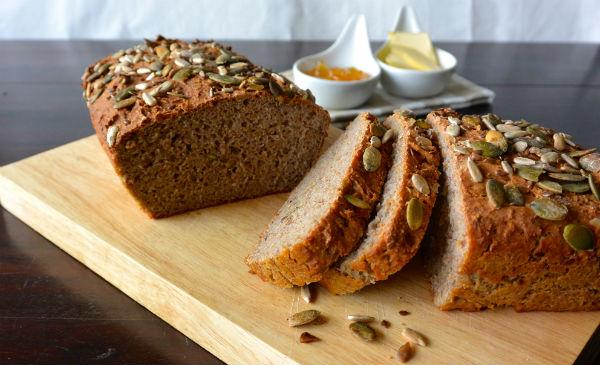 koolhydraten, brood, ongeraffineerd, volkoren