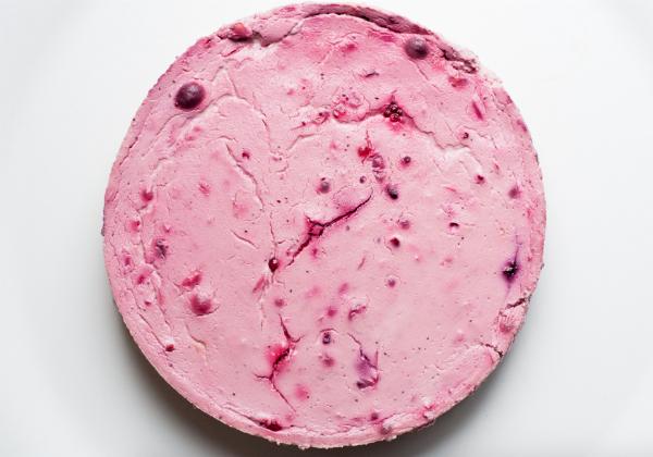 cheesecake, cranberry, griekse yoghurt, gezond, healthy, slank, threegirlsonekitchen, foodness