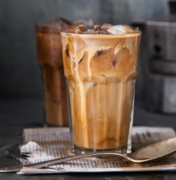 koffie, bier, tap, foodness, bar, ijs koffie, ice coffee