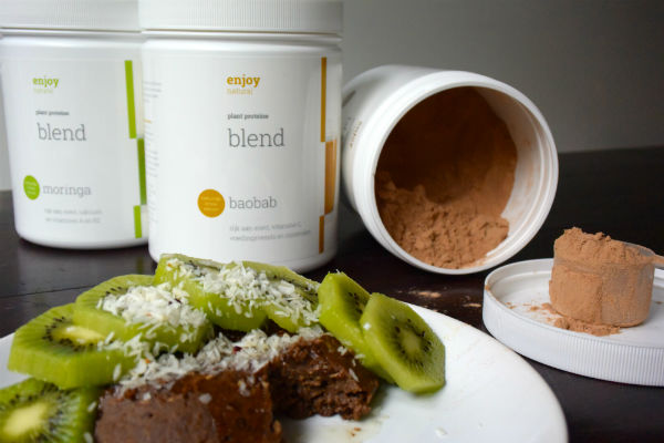 eiwit, poeder, proteine, foodness, sport, shake, mug cake, fit, enjoy natural, natuurlijk, clean