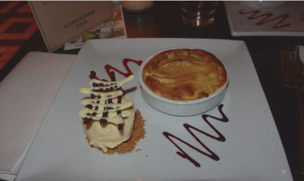 Restaurant Herengracht, eten is het nieuwe diëten