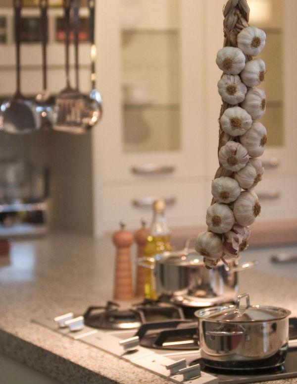 histor, verf, keuken, knoeien, interieur