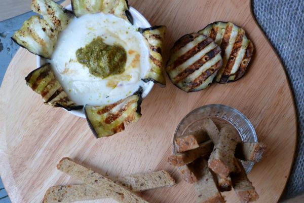 mozzarella, omfietsmozzarella, dippen, snack, foodness, kaas, dip, recept
