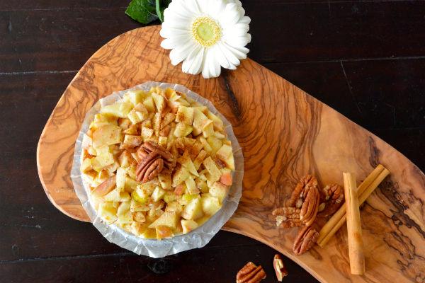 appeltaart, foodness, gezond