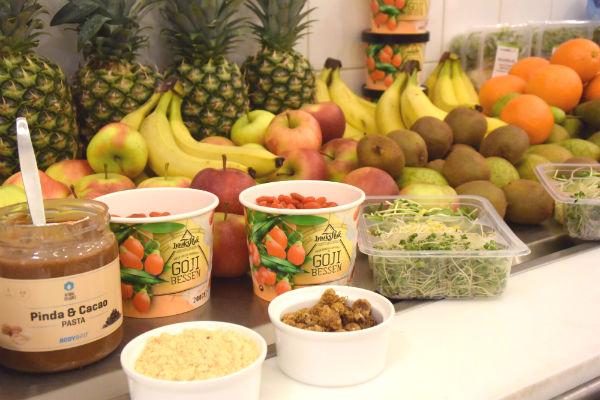workshop, ilovehealth, smoothies, sla, gezond, workshop, we love smoothies, foodness, body & fitshop, ticket, body&fit