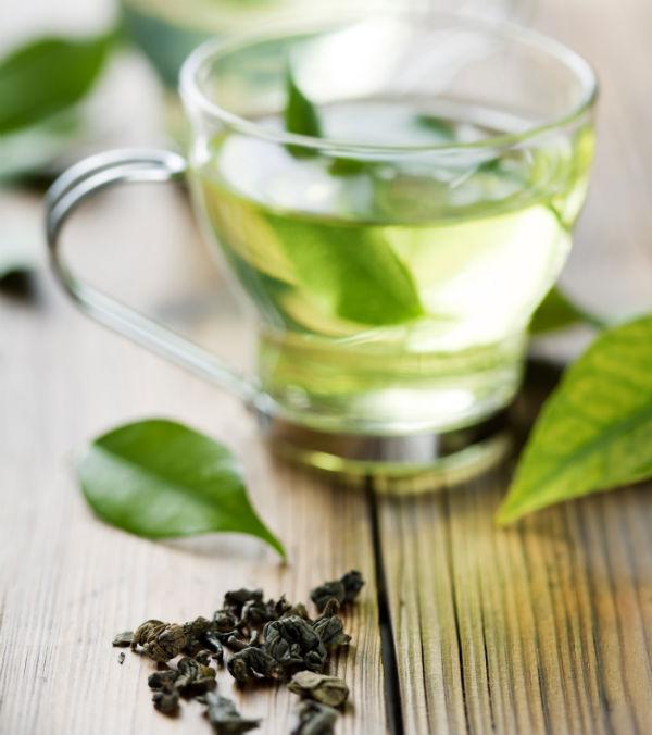 groene thee, afvallen, tips, slank