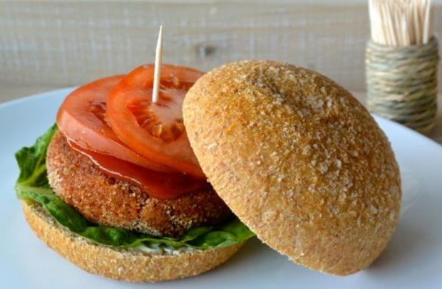 Vegan burgers: verdomd lekkere hamburgers van tofu