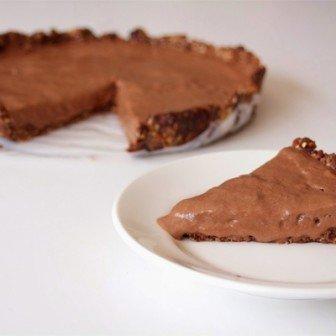 gezonde taart maken