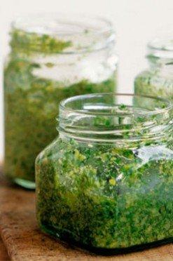 Pesto maken: pesto genovese & rucolapesto