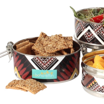 Boho tiffin win foodness