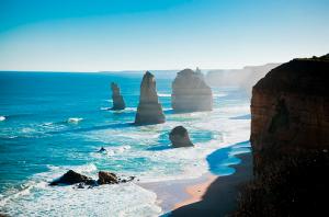 Australie twelve apostels pavlova