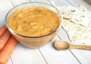 vega curry pompoen
