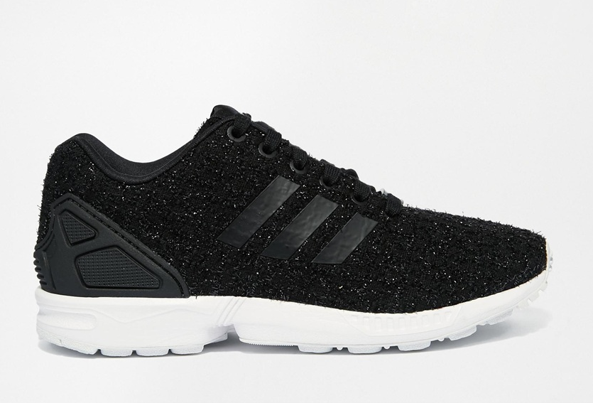 adidas Originals ZX Flux Lux Fabric Trainers