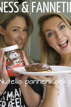 Foodness fannetiek video pannenkoek