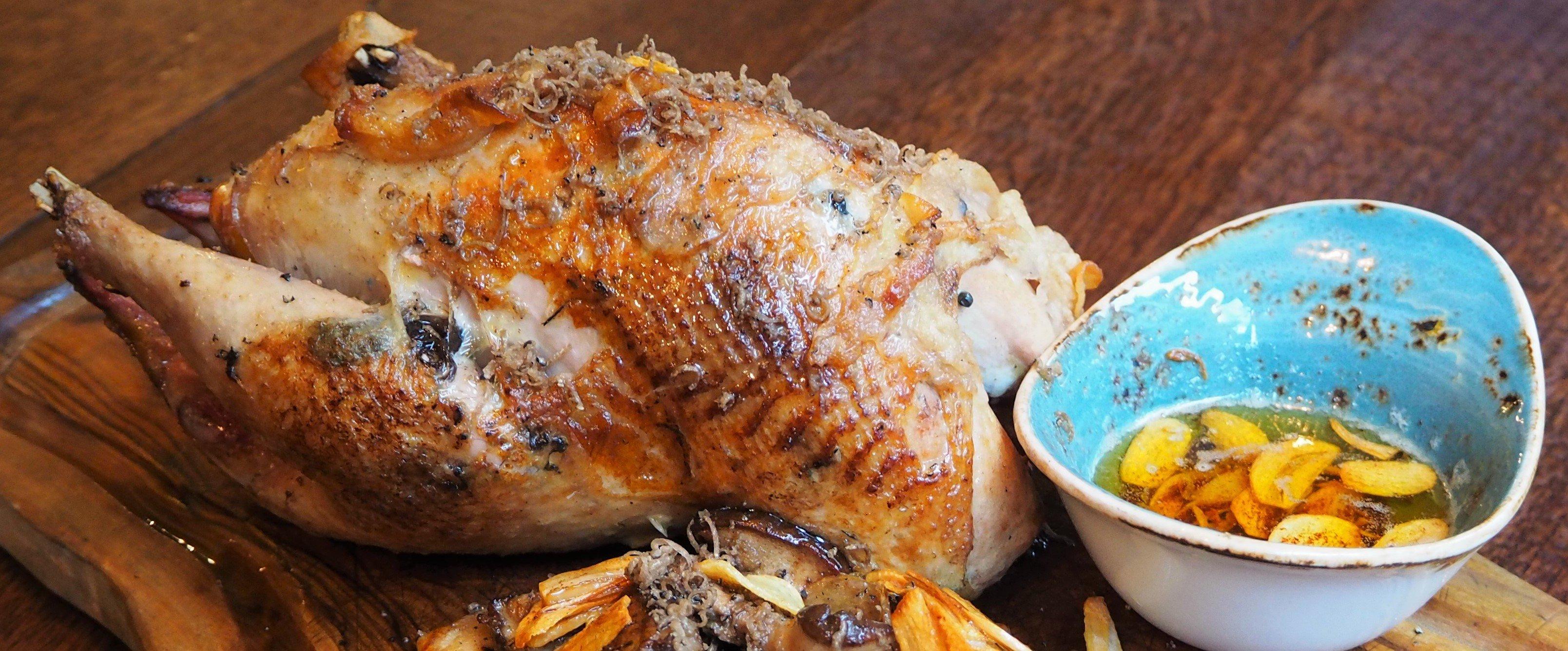 kerst fazant truffelboter