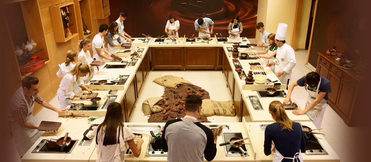 Perugina Casa del Cioccolato