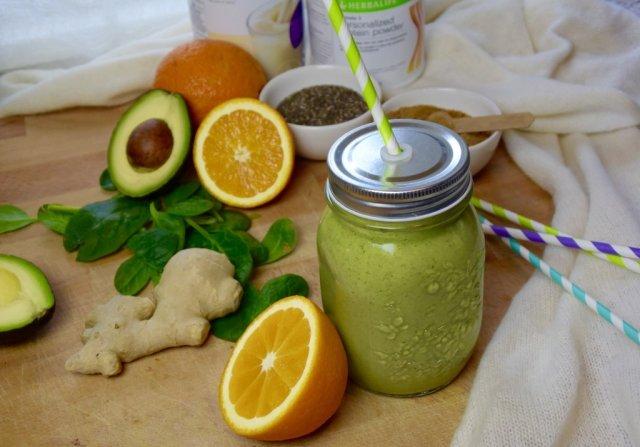 Green Power Smoothie Herbalife
