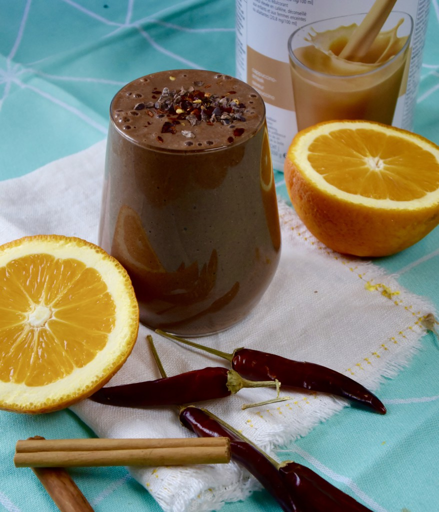 Spicy Choco Delight herbalife