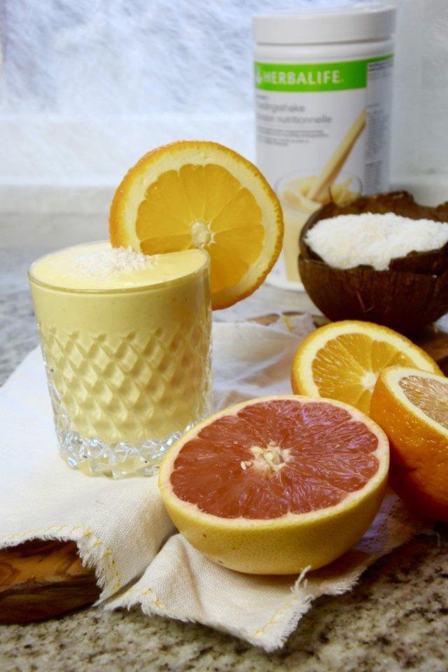 herbalife smoothie