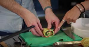 valentijn sushi met menno en claartje