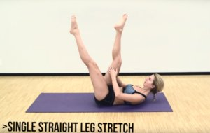 Pilates video 2 Claartje Foodness